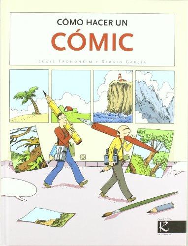 Cómo hacer un cómic Cover Image