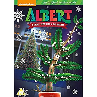 Albert: A Small Tree with a Big Dream [DVD] [2018]
