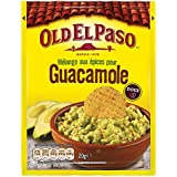 Old El Paso Epices pour Guacamole 20 g - Lot de 9