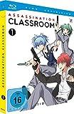 Assassination Classroom - Box Vol.1 + Soundtrack [Limited Edition] [Blu-ray]
