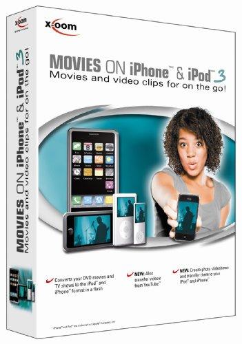 Preisvergleich Produktbild X-OOM movies on ipod and iphone 3 (PC CD) [Import]