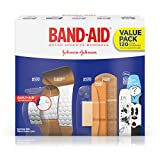 Best Band-Aid Bandages - Band-Aid Variety Pack, 120 Count by Band-Aid Review