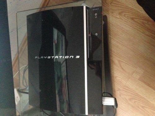 PS3 40GB inkl. 2 Dual Shok 3 Controller GTA 5, FIFA 10, Medal of Honor Warfighter, 2 Singstar Mikr. (Ps3 Gta Für 2)