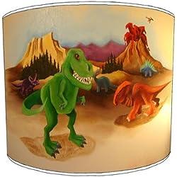 Premier Shop - Pantalla de techo dinosaurio Mural mamamemo