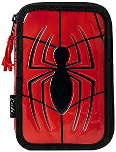 Spider-Man-2700000221 Spiderman Plumier, Multicolor, 19 cm (Artesanía Cerdá CD-27-0221)
