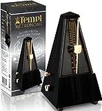 Metronome Tempi pour Musiciens (Plastique Noir contreplaqué)