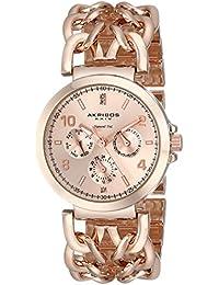 Akribos XXIV Lady Diamond - Reloj de pulsera