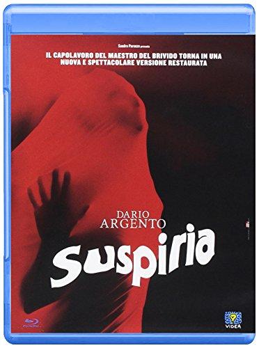 Suspiria - Versione Restaurata (Blu-Ray)