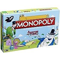 Monopoly - Juego de mesa Hora De Aventuras, de 2 a 6 jugadores (Winning Moves 21487) (versión en inglés)