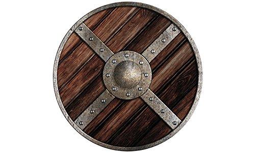 Holzspielerei 73804-2 - Rundschild Classic - Holz-rundschild