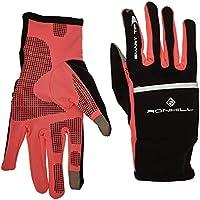 Ronhill Switch Glove Mitten Shorts Black/Fluo Pink Size S