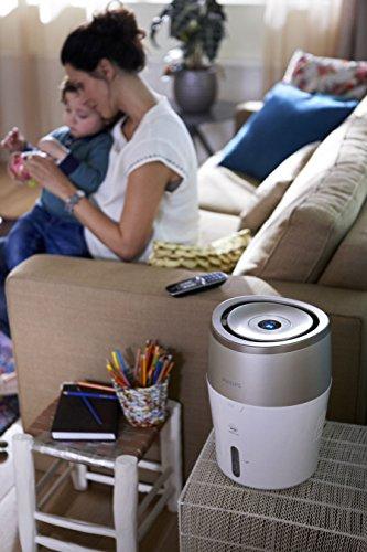 Philips HU4803/01  Luftbefeuchter mit hygienischer NanoCloud-Technologie - 5