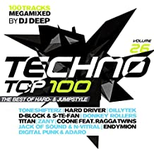 Techno Top 100 Vol.26 the Best of Hard-and Jumpst