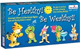#8: Creative's Be Healthy Be Wealthy, Multi Color