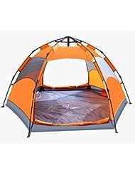 ysayc Outdoor 3–5personas doble Camping Tent Rain, 2