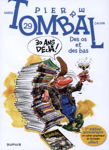 Pierre Tombal - tome 29 - Des os et des bas