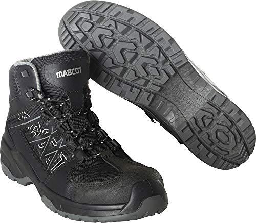 Mascot Sicherheitsschuh S3 Arbeitsschuhe F0129-947 - Footwear Flex Herren 46 EU Schwarz