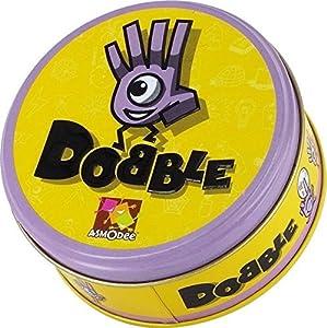 Asmodee - Dobble, juego de habilidad (versión inglesa)