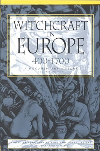 [Witchcraft in Europe, 400-1700: A Documentary History] (By: Alan Charles Kors) [published: December, 2000]