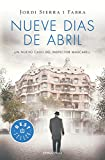 Nueve días de abril (Inspector Mascarell 6)