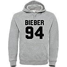 Justin Bieber Merchandise / Justin Bieber / Bieber 94 / Hoodie / Pull / Sudadera / SW12