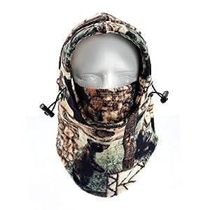 Ularmo sports d'hiver en plein air chaud masque au cou