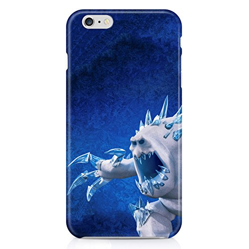 Frozen Marshmallow Hard Plastic Snap Case Cover For Iphone 6 Plus Custodia