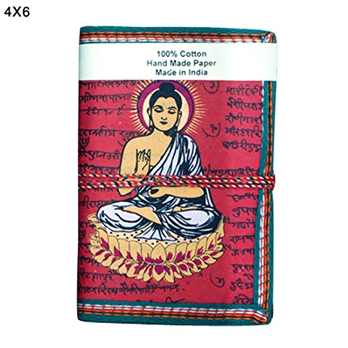 r-s-jewels-buddha-printade-handmade-paper-red-color-diary