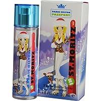 Paris Hilton pasaporte en St Moritz Eau de Parfum Spray para mujer ...
