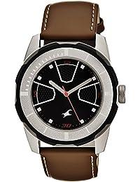 Fastrack Economy 2013 Analog Black Dial Men's Watch -NK3099SL04