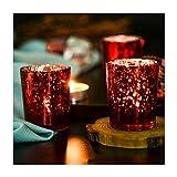 Supreme Lights Glas Teelichthalter 12er Set