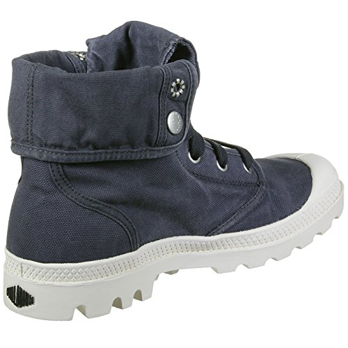Palladium Baggy, Polacchine Donna Blue (Anthracite/marshmallow)