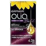 Garnier Olia Bold Permanente Haar Farbe 4.26Rose violett