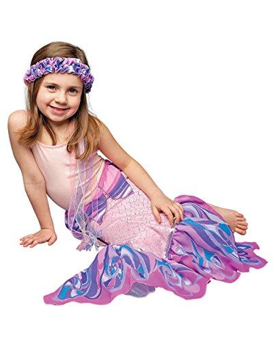 Dreamy Dress-Ups 71609Pink Meerjungfrau Schwanz dreamyfins