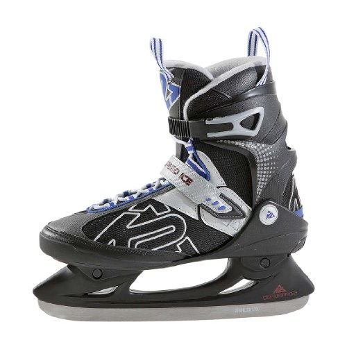 Intersport Eish-Complet Exo Speed Ice Skates - black, inner lining: 100% Polyester, 15.5