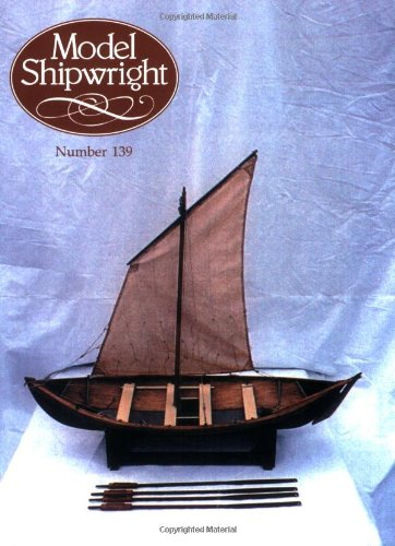 MODEL SHIPWRIGHT 139 por John Bowen