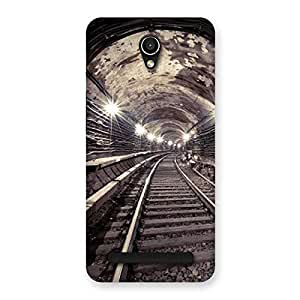 Track in Tunnel Back Case Cover for Zenfone Go