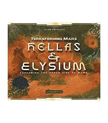 Terraforming Mars : Hellas et Elysium Version Francaise