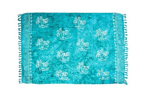 manumar Mujer sarong | pareo Toalla de playa |...