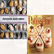 Patisserie Made Simple and Patisserie Collection 2 Books Bundles - A Masterclass in Classic and Contemporary Patisserie,From Macaron to Millefeuille and More