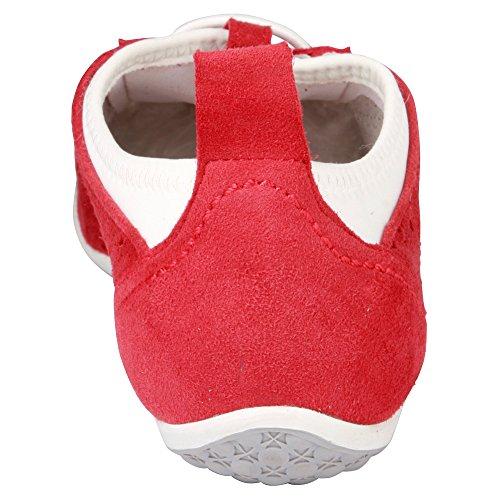 Blondo Maeva Daim Baskets red