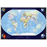 Schmidt Map of Our World Adult Jigsaw (2000 Pieces)