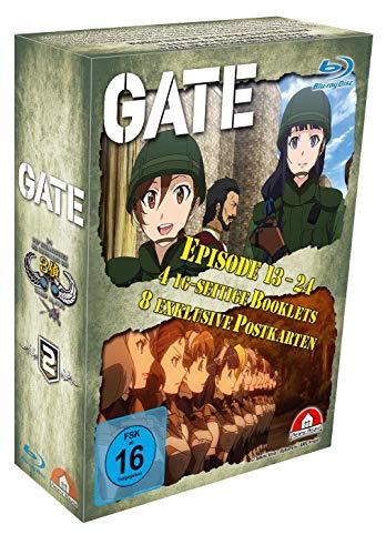 Gate - 2. Staffel - Gesamtausgabe - Blu-ray Box (4 Blu-rays)