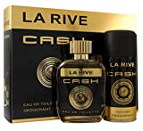 La Rive Cash For Men Edt 100 ml + Deodorant 150 ml Set