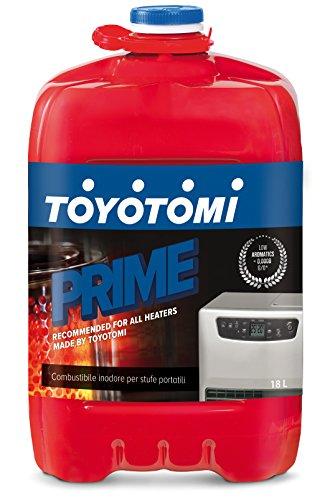 Toyotomi PRIME 18LITRI, Rosso