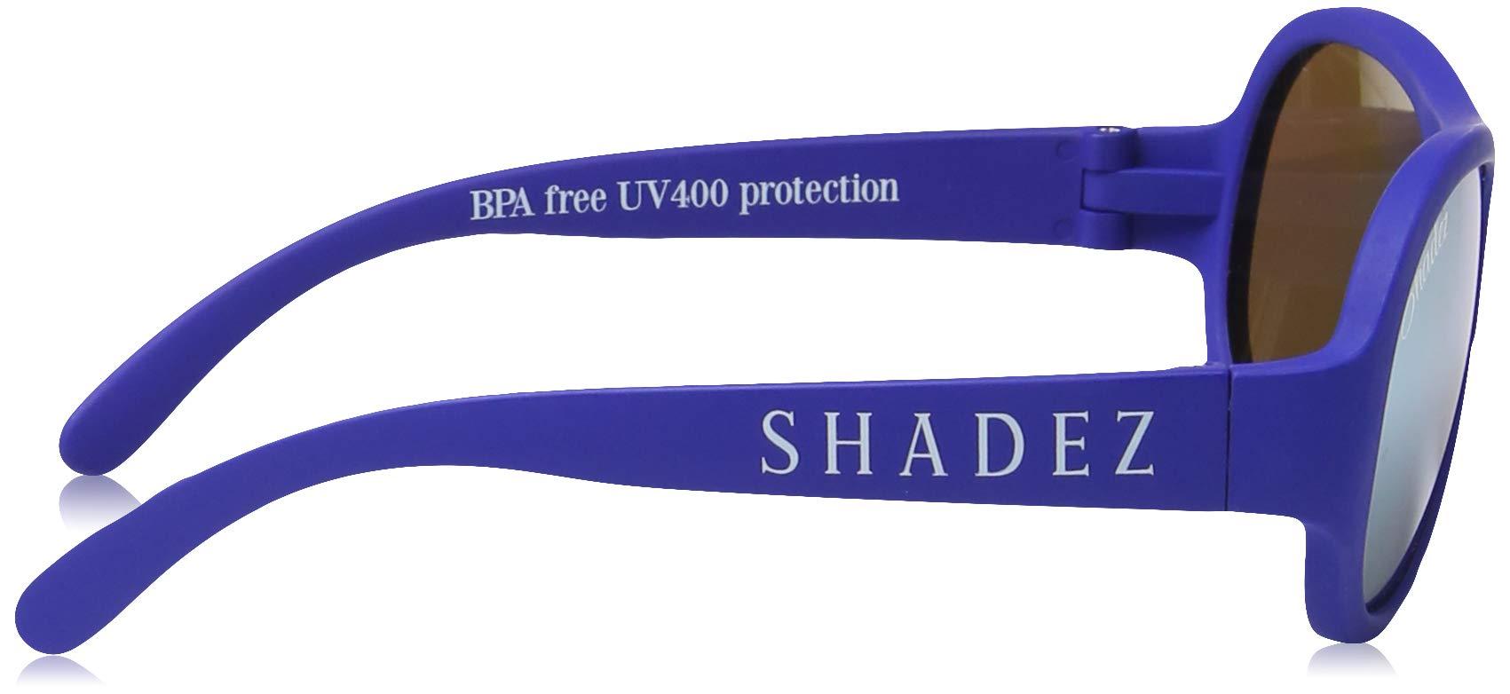 Shadez Blue Baby - Gafas de sol para niño, 0-3 años 2