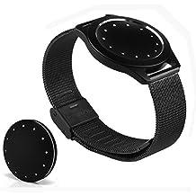 Nuevo producto Misfit Shine banda; gdfb correa Original con hebilla para Monitor de actividad y sueño reloj inteligente Watchbands Watchbands alterada Shine negro