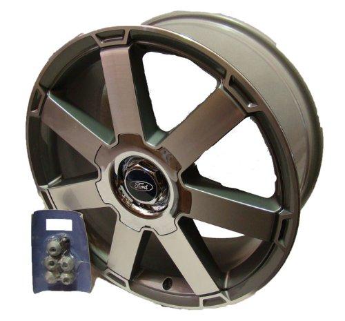 Ford-1340866-Cerchio-in-lega-da-18-originale-a-7-razze-superficie-rifinita-a-macchina-specifico-per-Ford-C-MaxMondeo