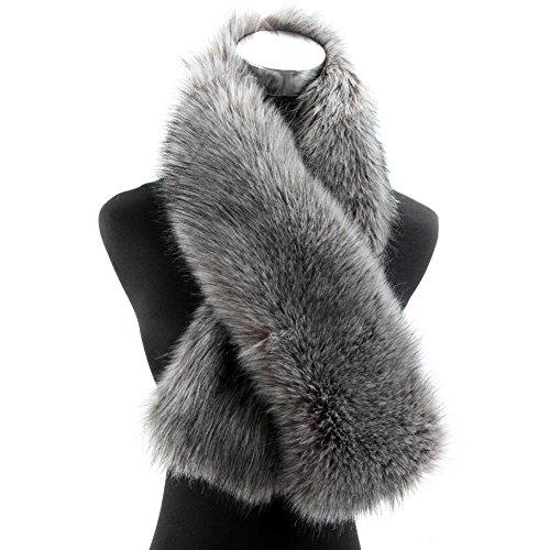 yanibest-womens-winter-faux-fur-scarf-wrap-collar-shawl-shrug-grey