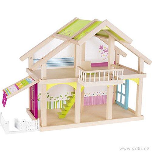 Goki 51588 Puppenhaus